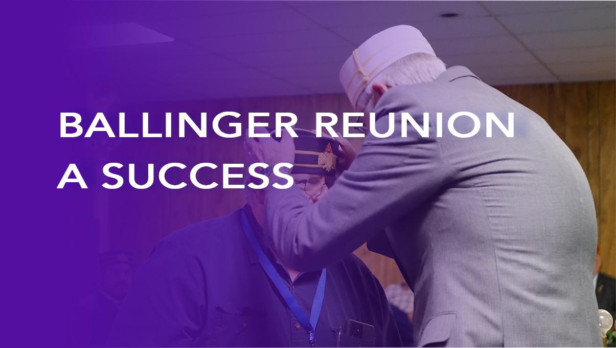 Ballinger Reunion a Success!